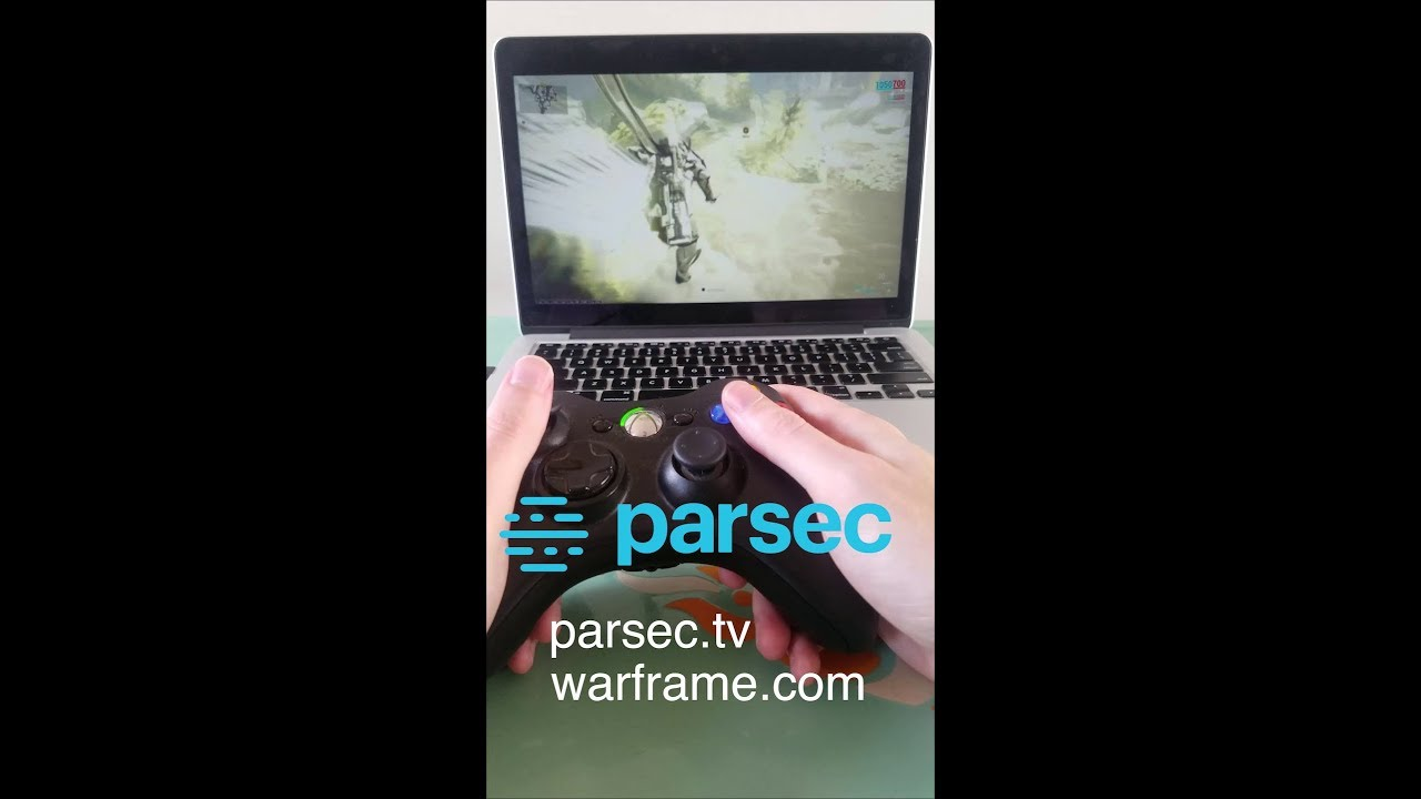 Play Warframe On Your Mac With Cloud Gaming