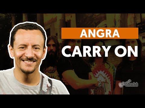 CARRY ON - Angra (aula de baixo)
