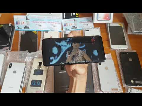 Samsung galaxy S9 Plus Đài Loan