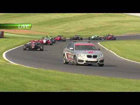 MSVR F3 Cup race 1 Brands LIVE