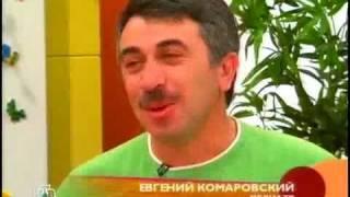 Доктор Комаровский: Лечение ОРЗ