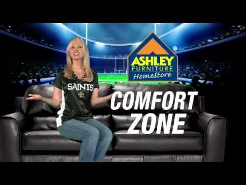 Superior PB Actress Bonnie Borst In Ashley Furniture Spot