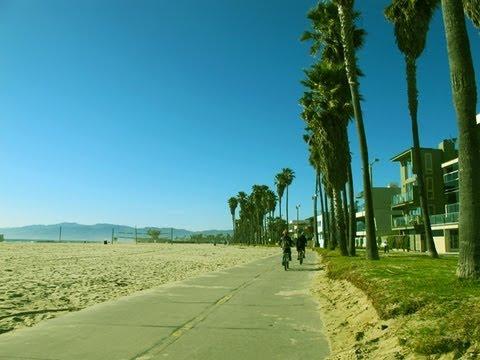 Southern California Beach Wheelchair Vacation
