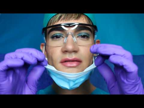 ASMR Cleaning Your Teeth: Dentist Visit Roleplay | scraping, flossing, brushing