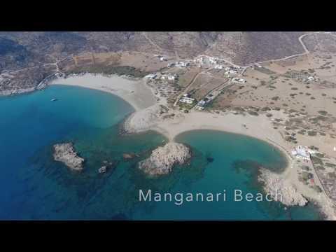 The beautiful beaches of Ios island Greece by Luxurios Island Experience