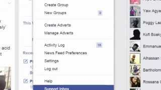 How to  Receive Facebook Messages from Only your Facebook Friends