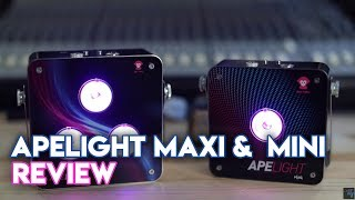 Ape Labs ApeLight Maxi & ApeLight Mini Talkthrough Video