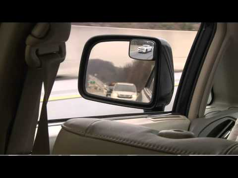 Maxi View 2 Sets of 2 Blind Spot Mirrors with Dan Hughes