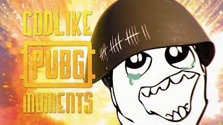 Godlike Moments - PUBG - 17 убийств