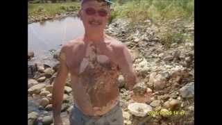 Ricerca oro ritrovamento pepita da 800g. d' ORO * torrente Elvo