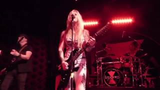 Relentless (live) - Lita Ford