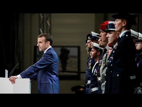 euronews (en français): Macron : la France restera