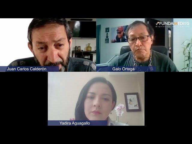 Foro virtual por segundo aniversario del asesinato del equipo periodistico de El Comercio