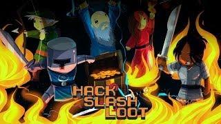 Hack, Slash, Loot - Live Action Gameplay