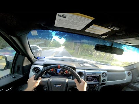 POV Drive 2014 Ford SVT Raptor Off & On Road