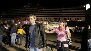 ركاب سفينة امريكية تعطلتفي الكاريبي يعربون عن...