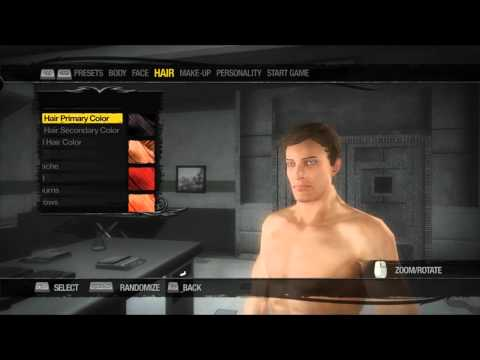 Saints Row 2 | Character Creation