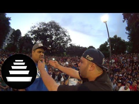 BEELZE PAULO vs SONY COBER - 4tos (Pretemporada 2vs2 2017) - El Quinto Escalón