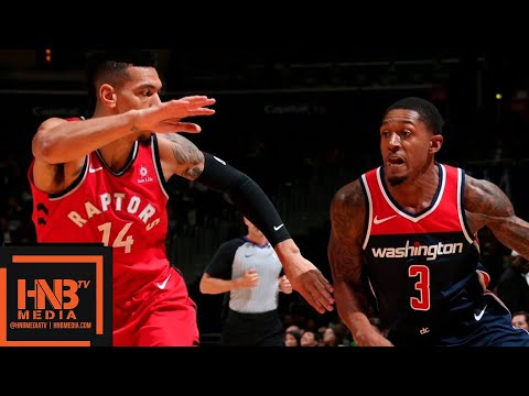 Toronto Raptors vs Washington Wizards Full Game Highlights | 10.20.2018, NBA Season