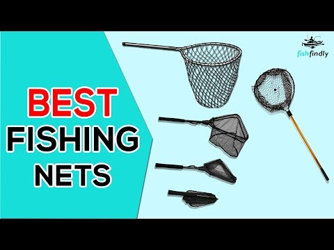 Best Fishing Nets In 2020 – Experts Review!