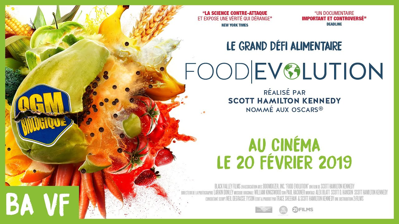 BANDE-ANNONCE FOOD EVOLUTION VF