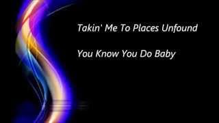 """Rahsaan Patterson - """"So Fine"""" Lyrics"""