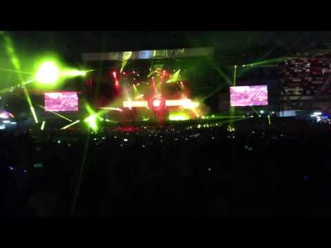 David Guetta LIVE IN ABU DHABI