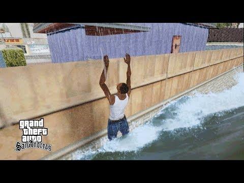 Kampung Ucok Kebanjiran - GTA San Andreas Dyom