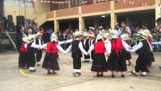 Danza Peru - San Isidro labrador( Moquegua ) inicial 4 años C 2015