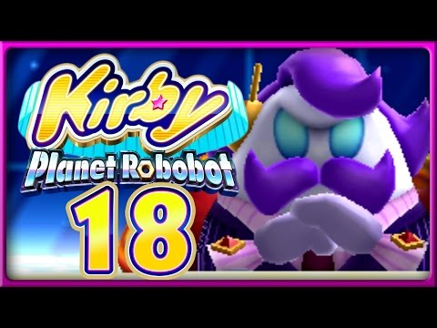 KIRBY: PLANET ROBOBOT Part 18: Präsident Haltmann