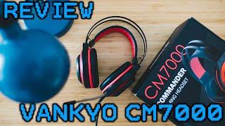 Vankyo CM7000 Headphones Review | BEST BUDGET HEADPHONES?
