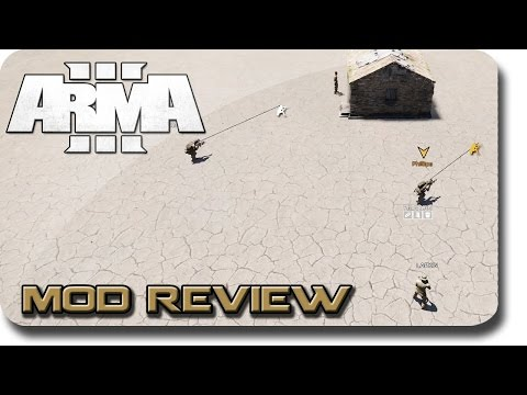 ArmA 3 ► Real Time Strategy Mod! GetTactical Review