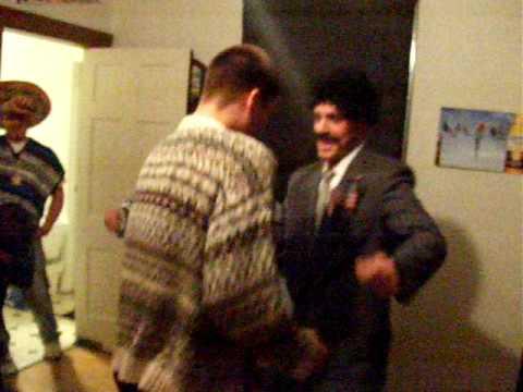 Borat - Disco Dancing