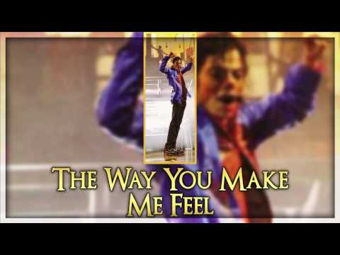 THE WAY YOU MAKE ME FEEL - Xscape World Tour (Fanmade)   Michael Jackson