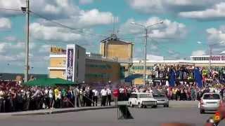 Автородео в Чебоксарах - 2014