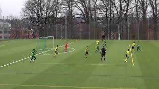 Teil 1 BSC Old Boys FE12 - FC St. Gallen FE12 17.03.2018