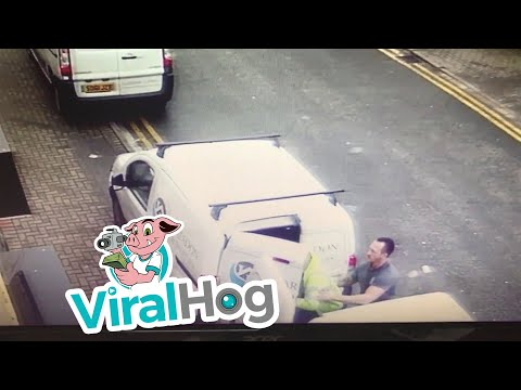 Thumbnail: Thief Gets Caught Stealing Tools From Van