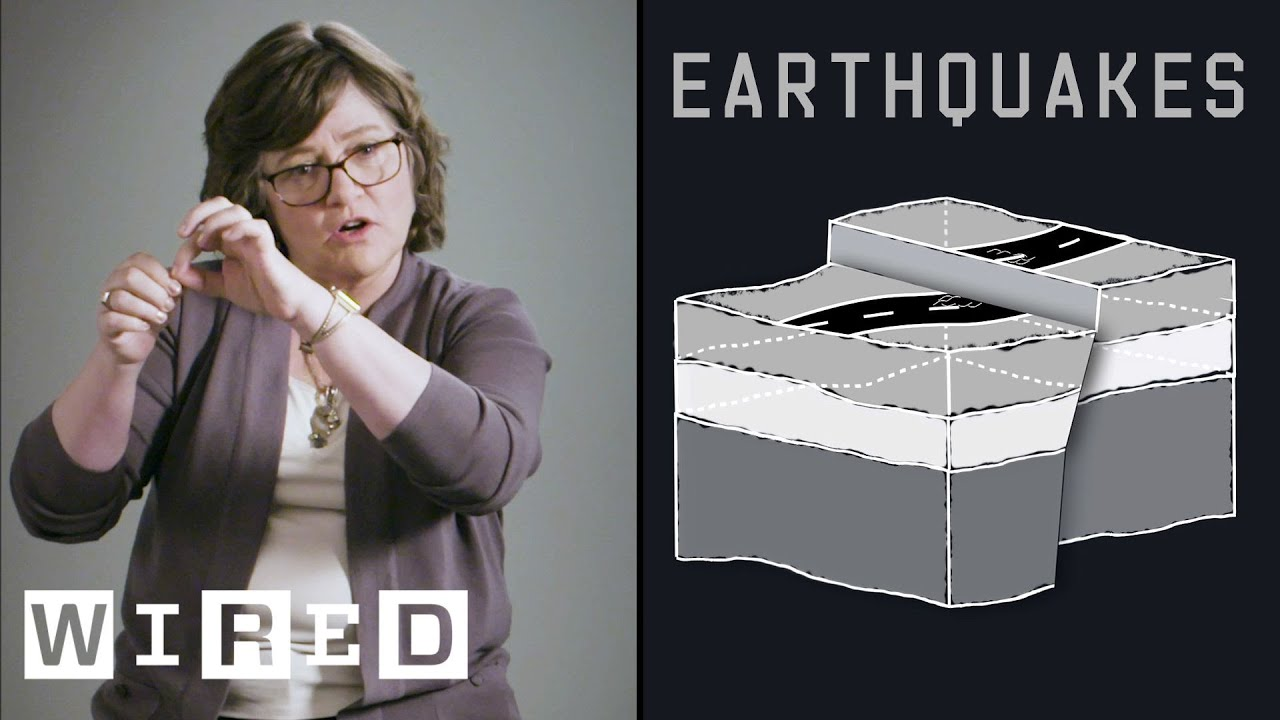 Seismologist Explains How to Prepare for a Massive Earthquake