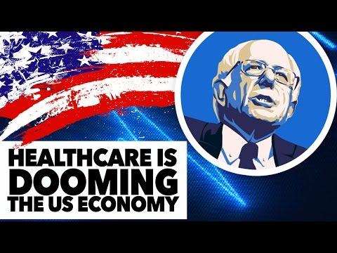 Healthcare is dooming the US economy