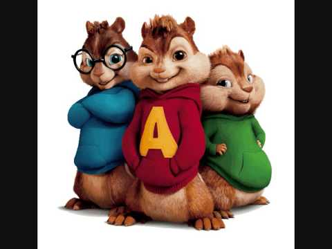 Rihanna - Live your Life - Alvin and the Chipmunks - Lyrics