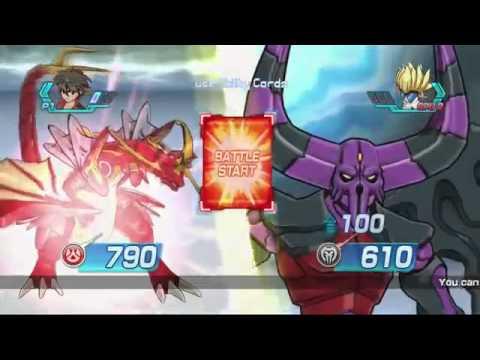 Bakugan Battle Brawlers   Dan vs Masquerade