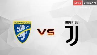Diretta⚽Frosinone - Juventus LIVE 🔴