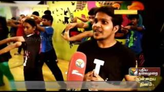 HipHop: A dance strengthen the body and the soul spl tamil video hot news 06-10-2015