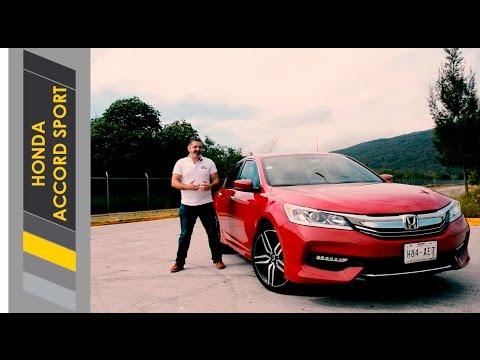 Honda Accord Sport - Desea ser deportivo