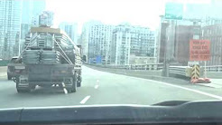 [a photo of the video] for Last Trip Using The Gardiner Yonge-Bay St off Ramp Schedule to Close April 17