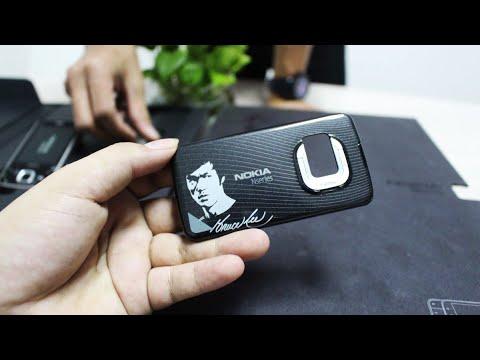 Обзор Nokia n96 покупка с aliexpress