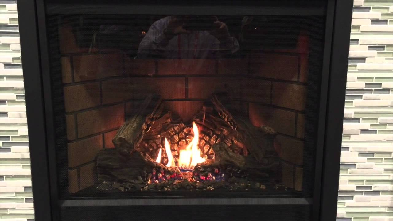 Napoleon Ascent GX36 Direct Vent Fireplace  YouTube