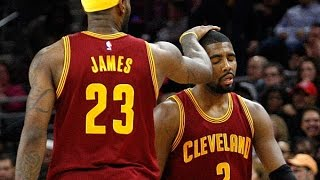 LEBRON JAMES PUNCHES KYRIE IRVING FOR THINKING THE EARTH IS FLAT! NBA 2K17 GAMEPLAY (PARODY)