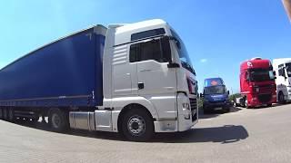 #1 Забираем новый грузовик!