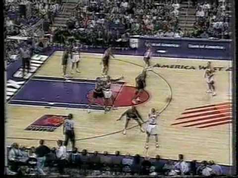 Phoenix Suns vs Chicago Bulls (1997)